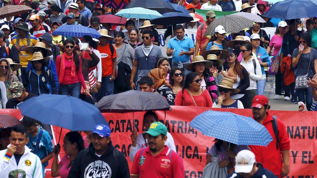Bloqueo de la CNTE en Michoacán provoca una afectación por 1,700 mdd al flujo comercial: Caintra