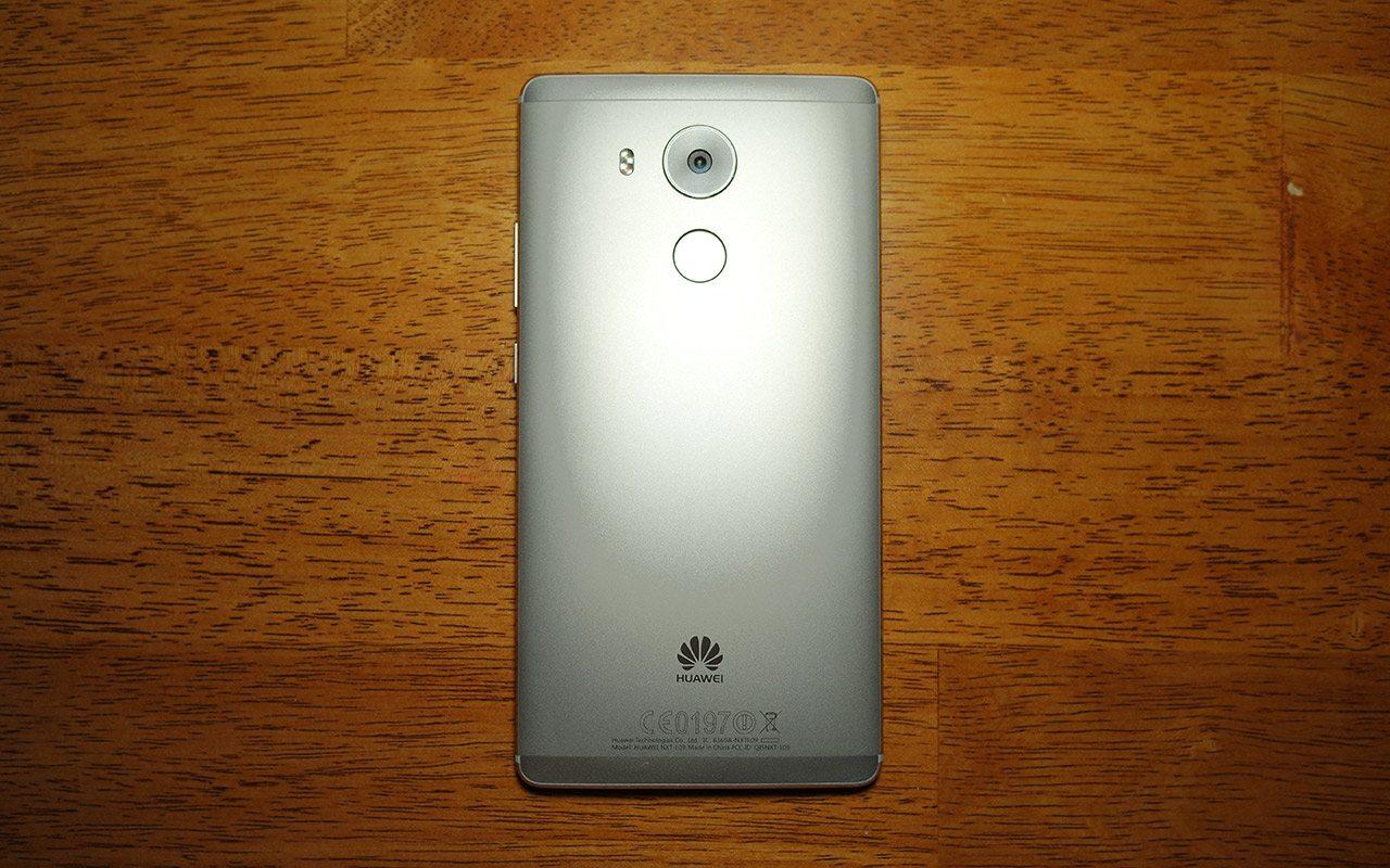 Review: Huawei Mate 8, una phablet balanceada