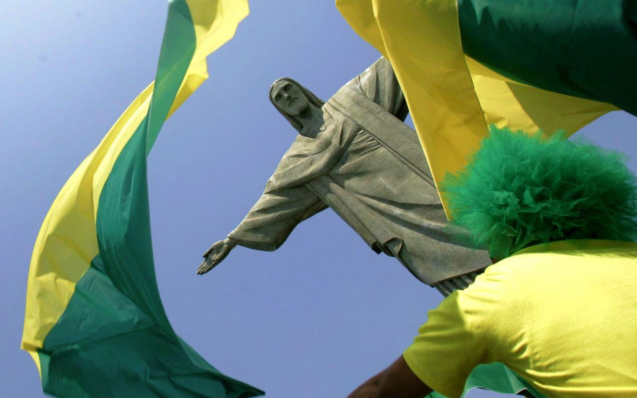 Brasil: negro panorama con todo y Olimpiadas