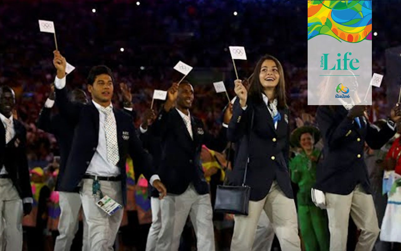 Refugiados: el equipo olímpico que está rompiendo todos los esquemas