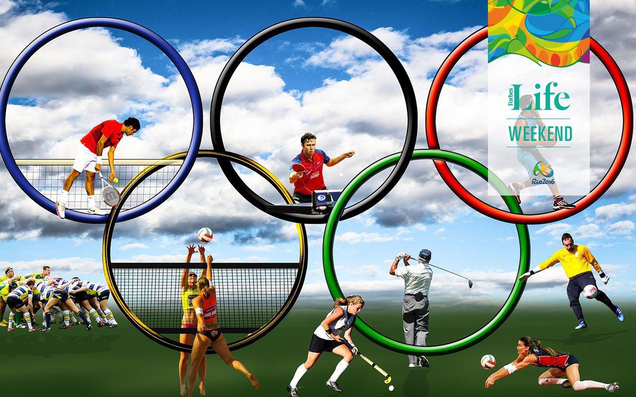 El internet de las cosas ganó medalla de oro en las olimpiadas