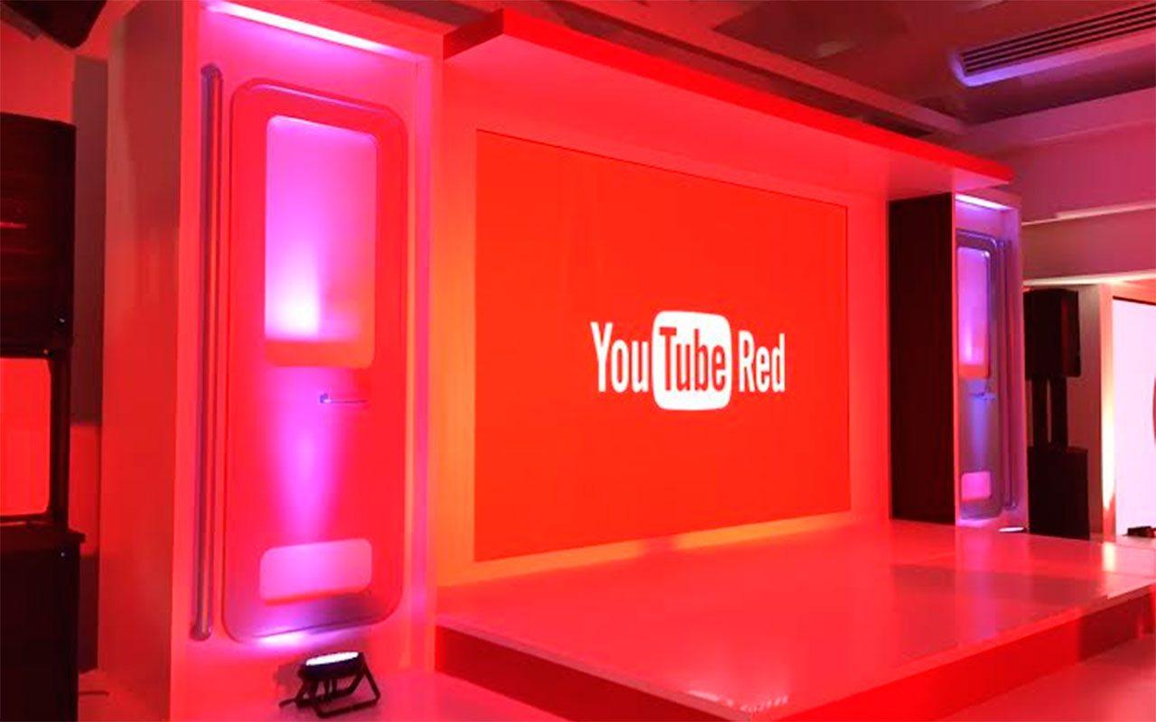YouTube quiere competir contra Netflix con series propias