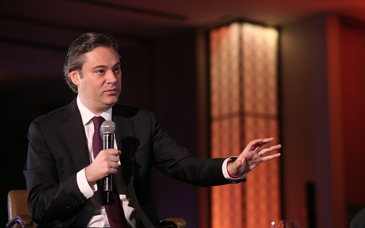Aurelio Nuño, secretario de Educación. (Foto: Miriam Sánchez Varela)