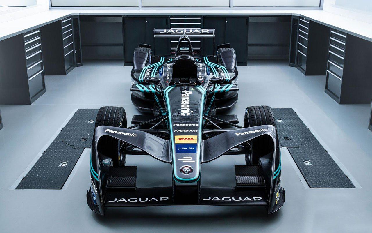 Jaguar hará su debut en la Fórmula E