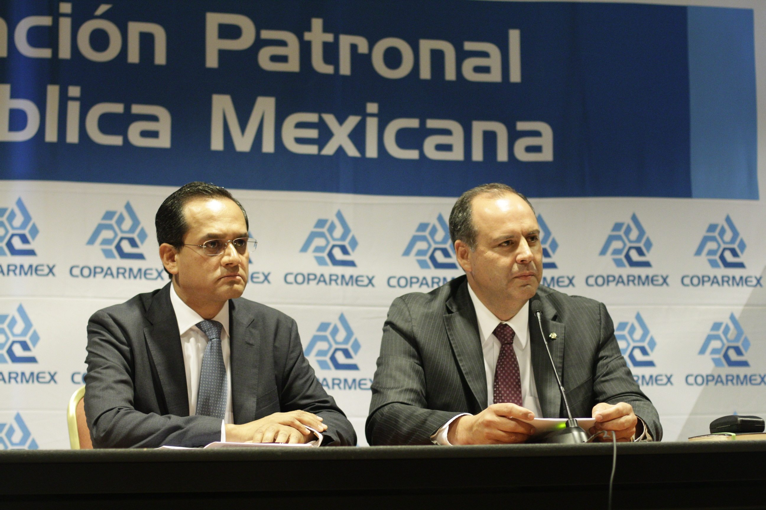Coparmex pedirá al Congreso quitar tareas de seguridad a Segob