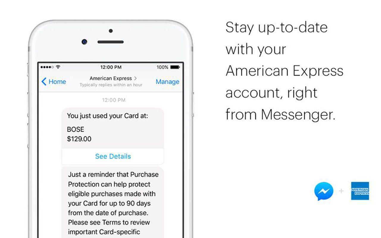 Los bots de Facebook Messenger ahora aceptan pagos