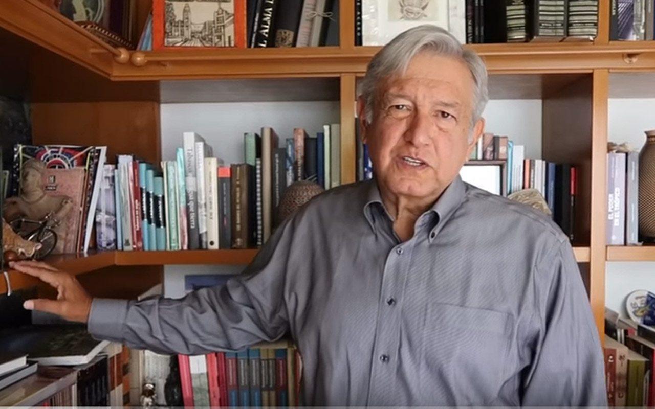Descontento con Peña fortalecerá a AMLO: Congreso de EU