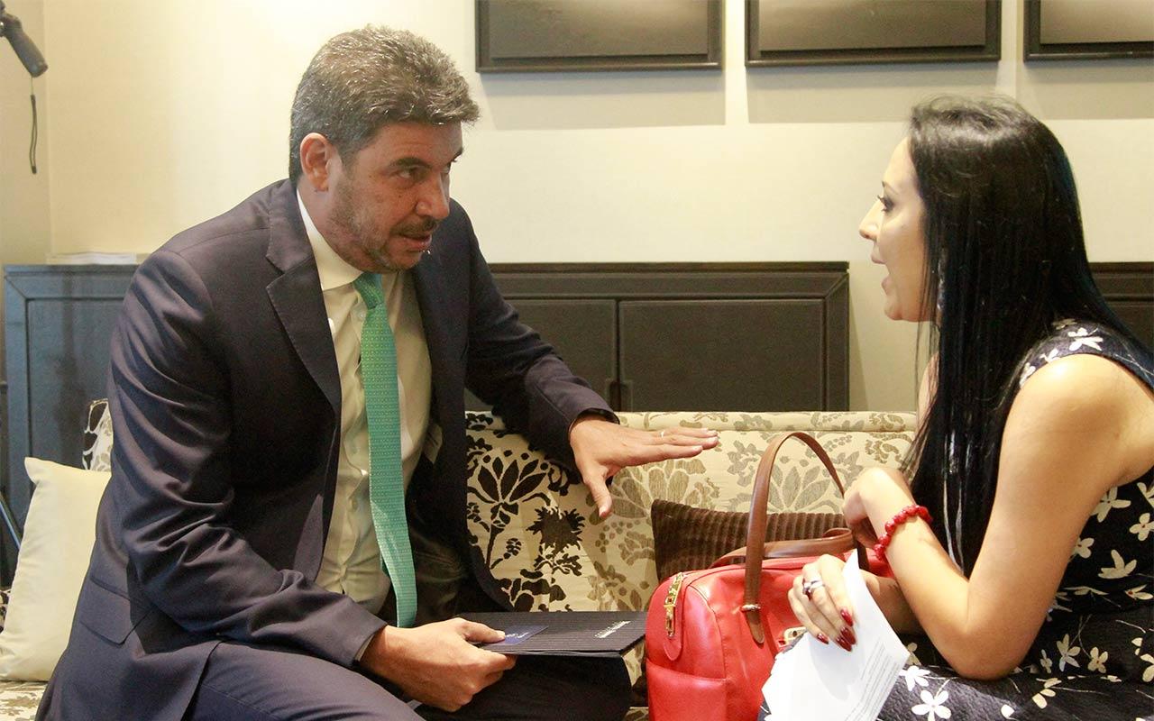 Los empresarios deben involucrarse en la educación: Elías Ayub