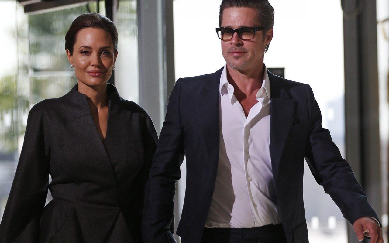 ¿Cómo separarán su fortuna Angelina Jolie y Brad Pitt?