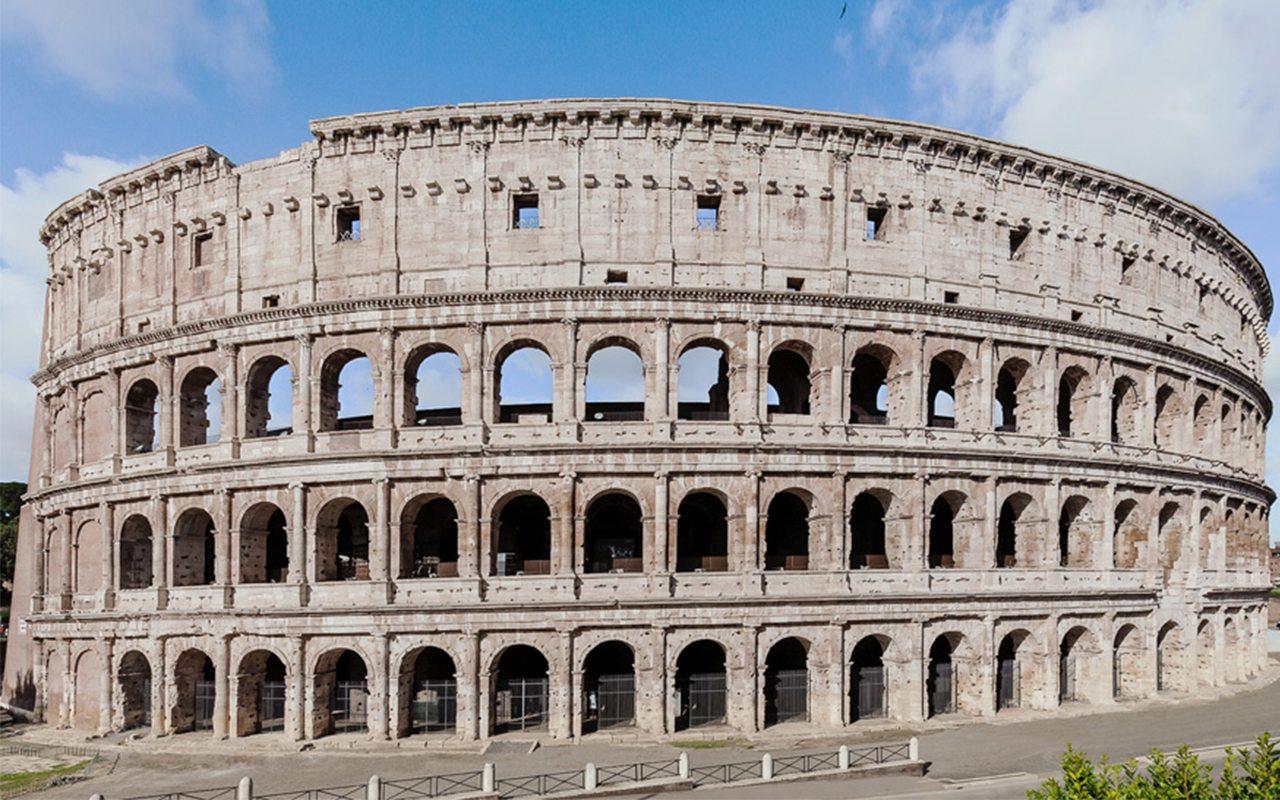 Obras de reconstrucción del Coliseo romano comenzarán en 2021