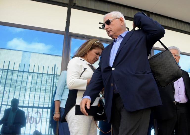 Ex presidente Ricardo Martinelli llegó a Panamá extraditado de EU