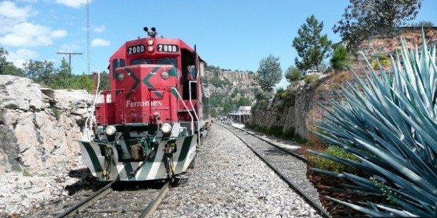 Industria ferroviaria en México movió 126.9 millones de toneladas en 2017