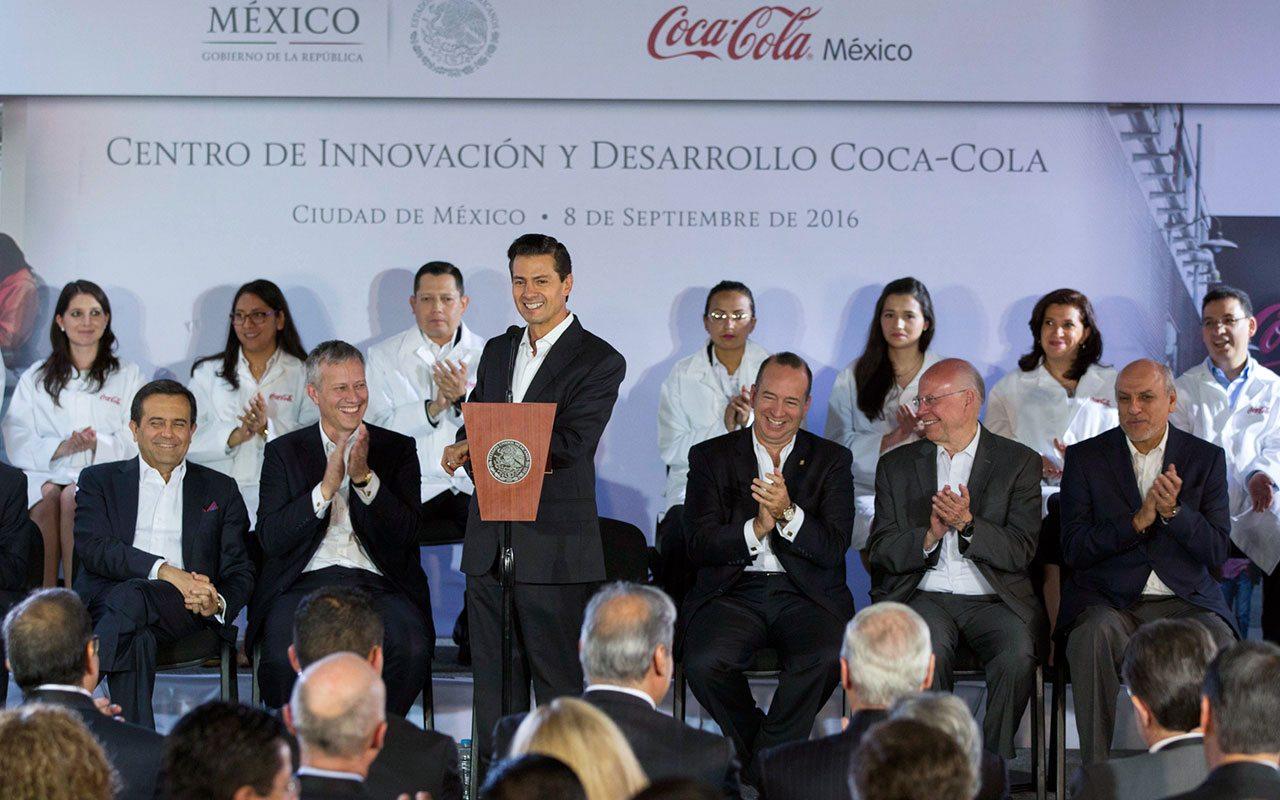 Empresarios respaldan a EPN frente a Trump
