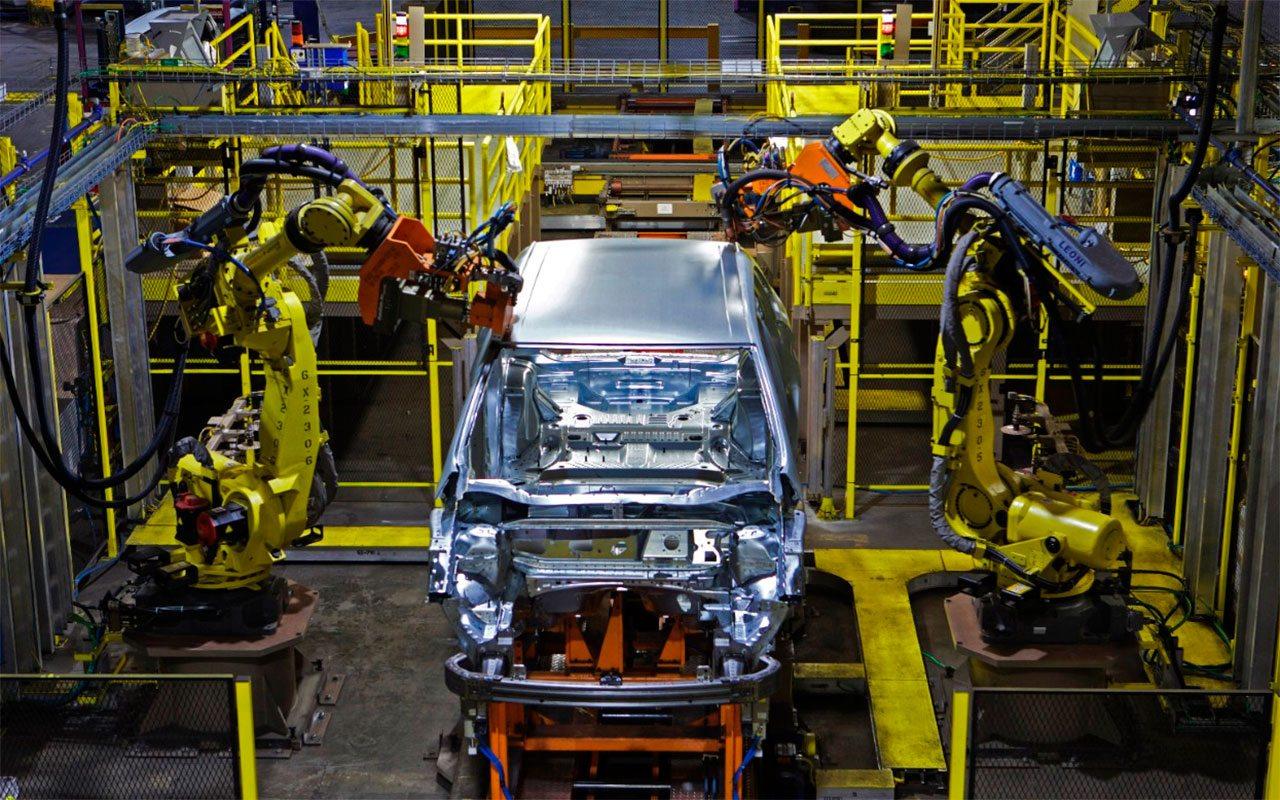 Producción de Ford
