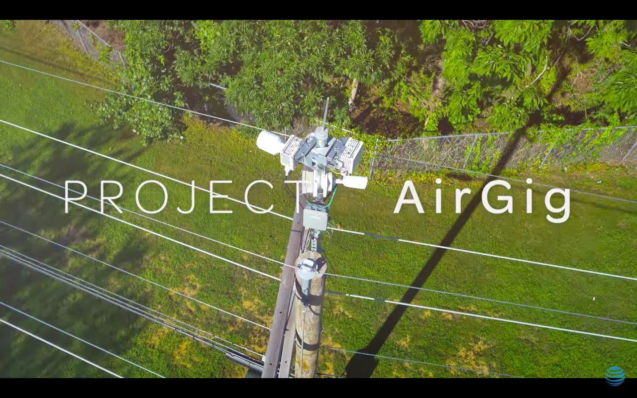AT&T busca transformar acceso a banda ancha a través de líneas de tendido eléctrico