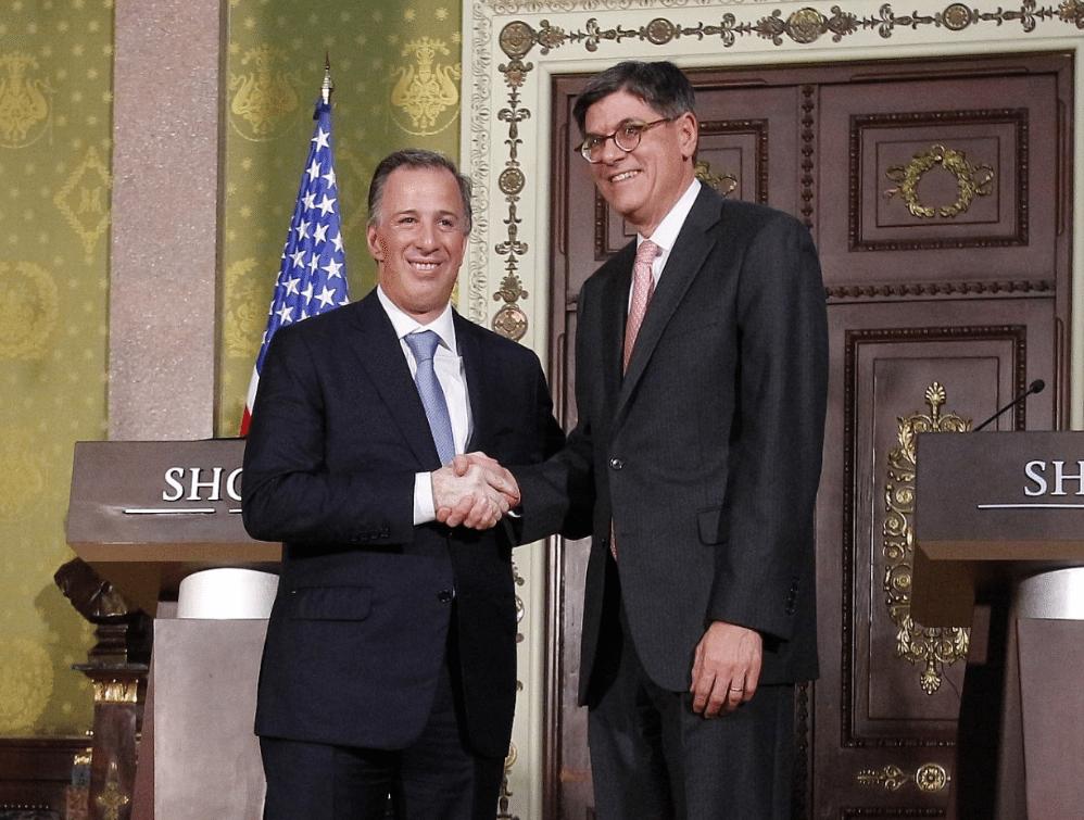 Relación entre México y EU vale un millón de dólares por minuto: Hacienda