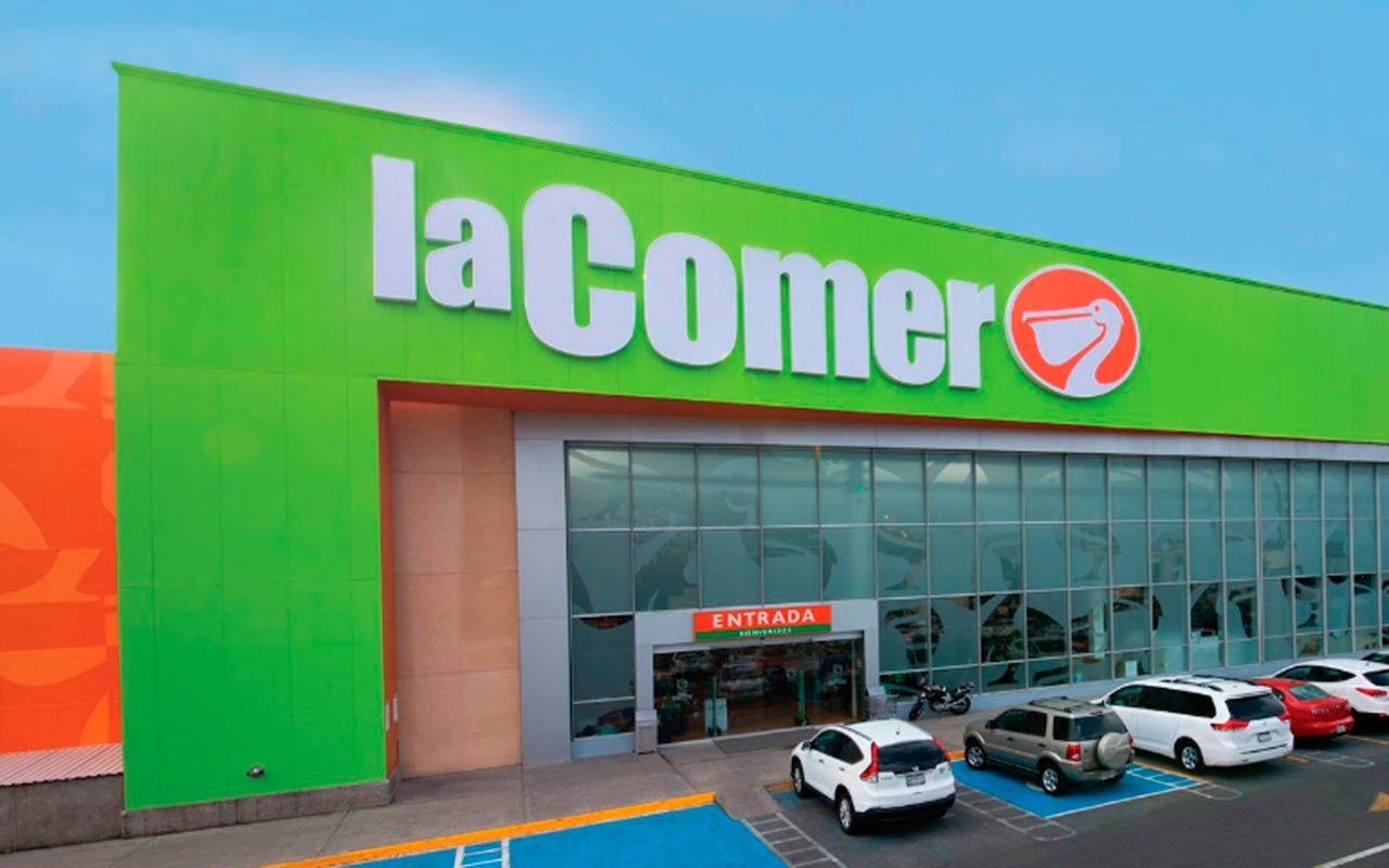 Ventas de Grupo La Comer crecen 13.6% en primer trimestre
