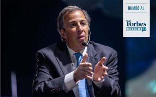 José Antonio Meade, secretario de Desarrollo Social. (Foto: Mauricio Hernández.)