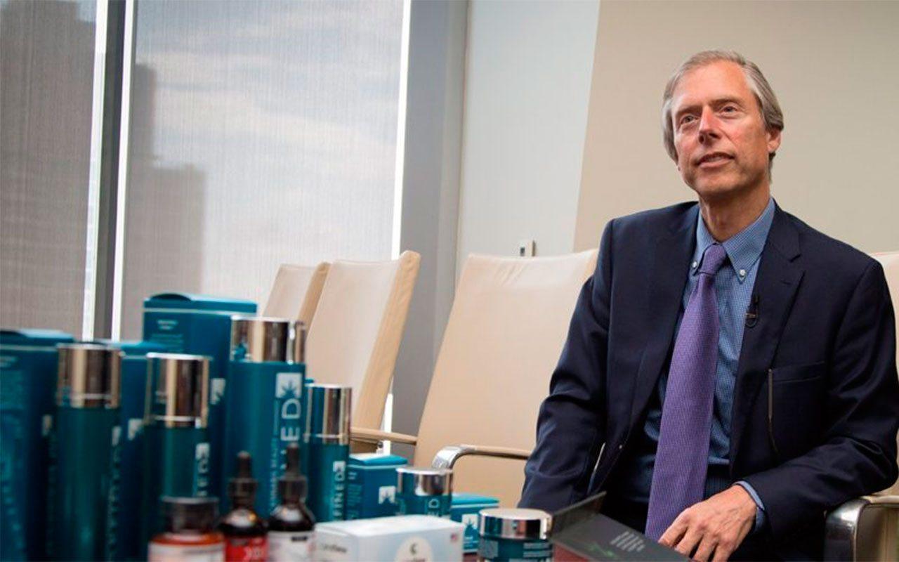 Selección Forbes 2016: Dr. Titus, el estadunidense que le viene a vender marihuana a los mexicanos