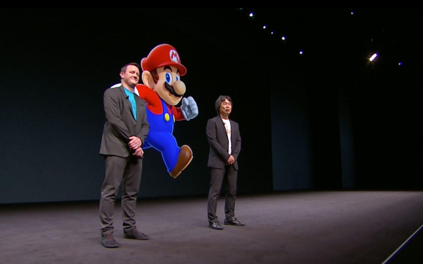 Super Mario llegará (por fin) al iPhone en diciembre