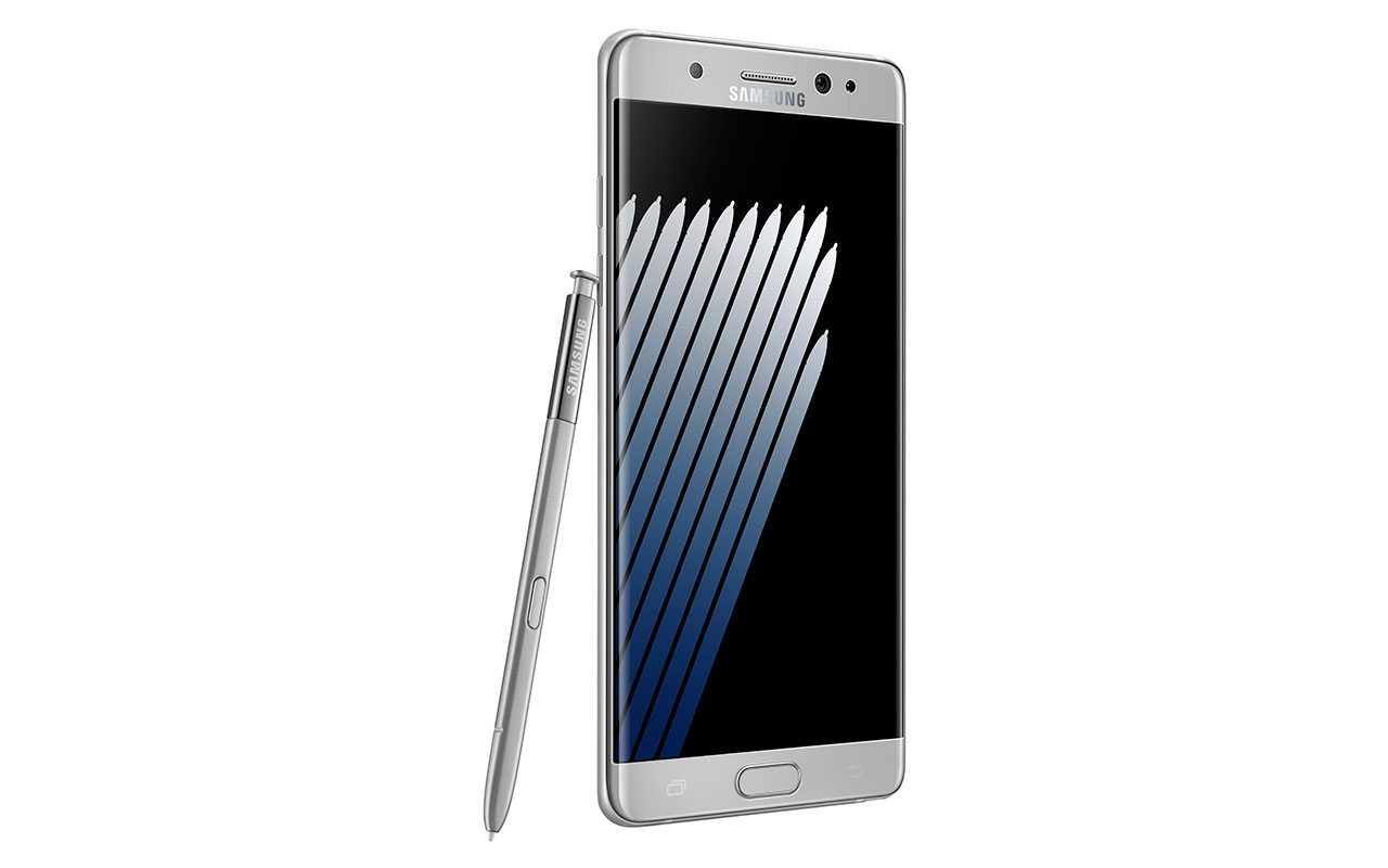 Samsung recoge 60% de los Galaxy Note 7 que explotan