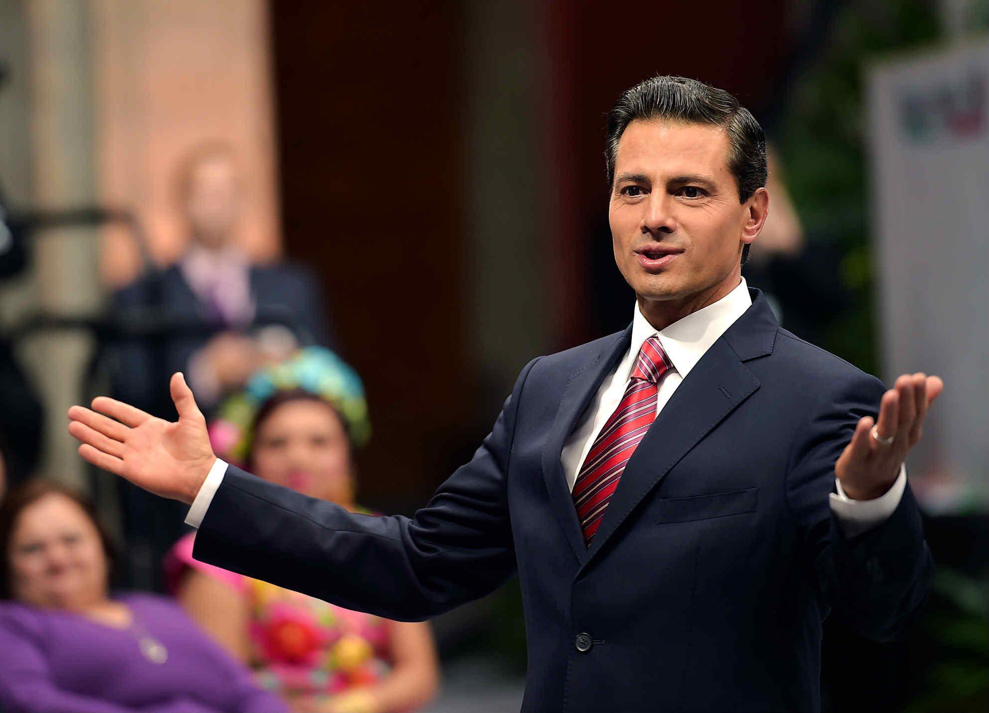 Peña Nieto recibió 1,800 mdd del 'Chapo': abogado