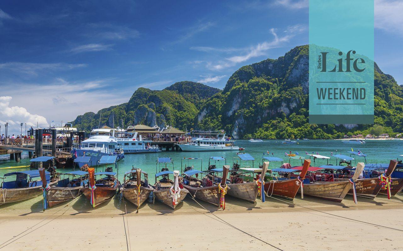 Tailandia, un viaje a través de un caleidoscopio