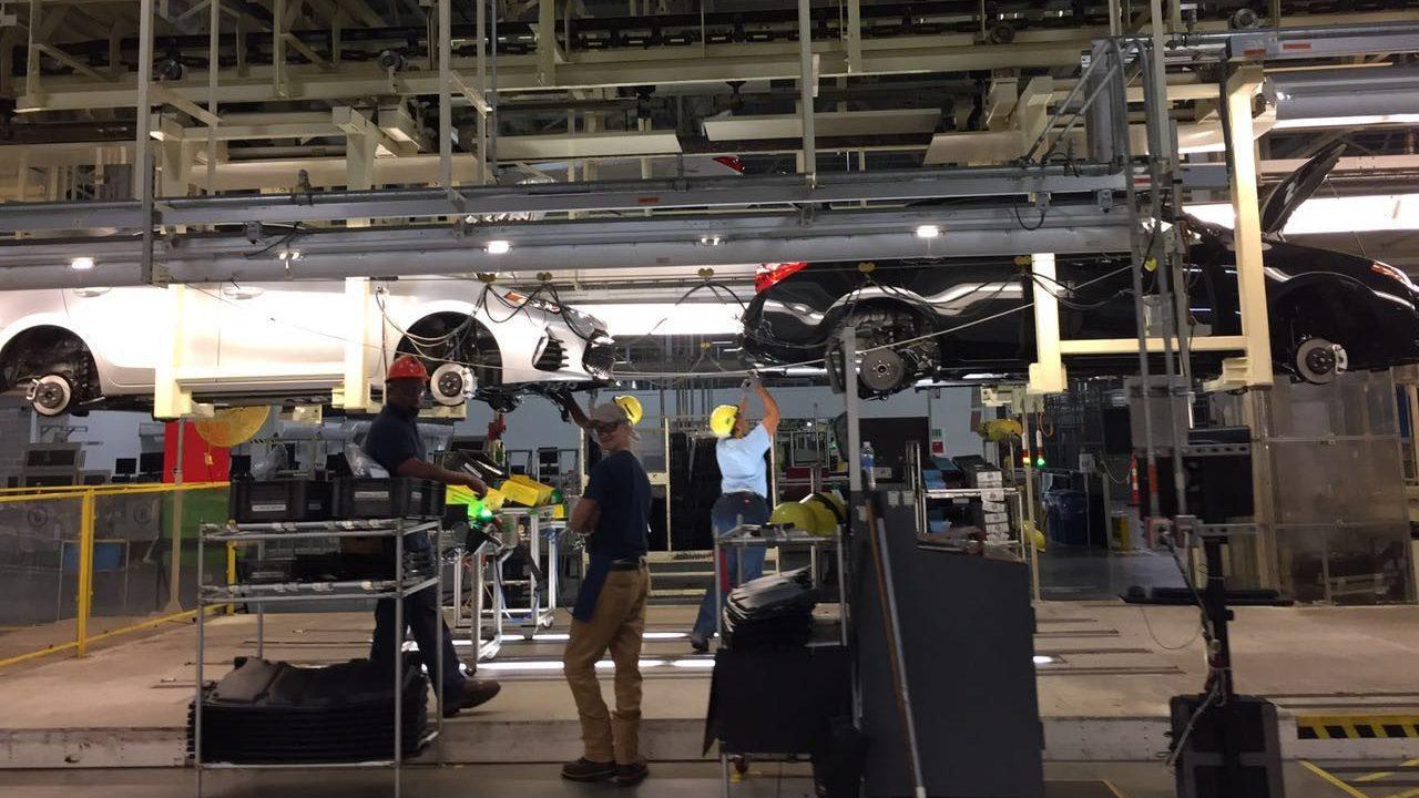 Toyota inicia operaciones en su planta de manufactura en Guanajuato