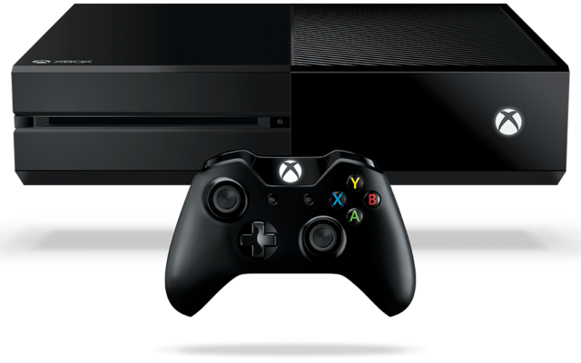 Consola Xbox One (Foto: Microsoft).
