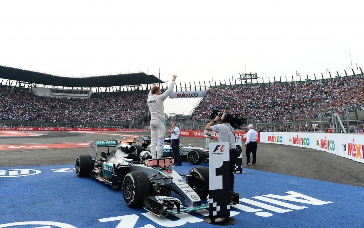 La tecnología detrás de los trajes de la Fórmula 1