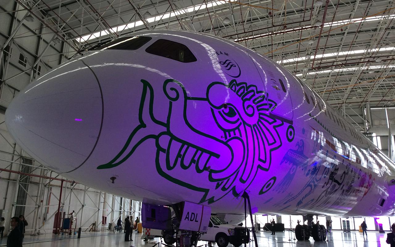 """Aeroméxico recibirá 20% más de pasajeros con """"Quetzalcóatl"""""""