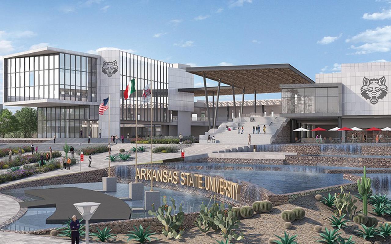 Conoce el primer campus de una universidad de EU en México
