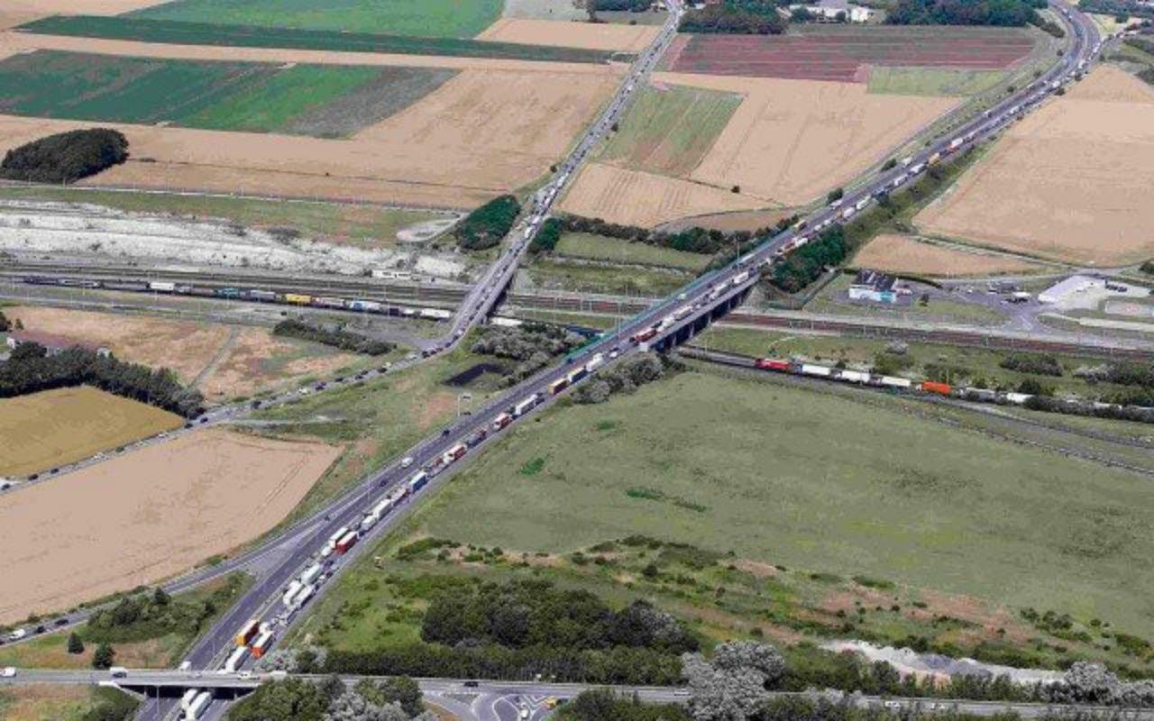 BCIE dará 238 mdd para mejorar carreteras en Nicaragua