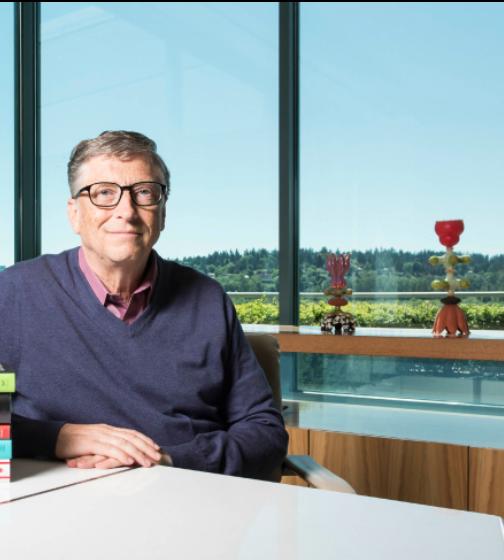 Bill Gates propone que paguen más impuestos los millonarios