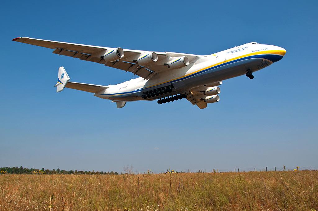 Colosos del cielo: Los aviones de carga más grandes del mundo