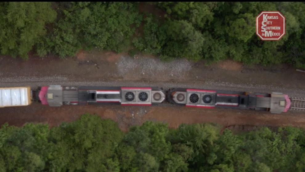 El ferrocarril que articula el corazón industrial de México