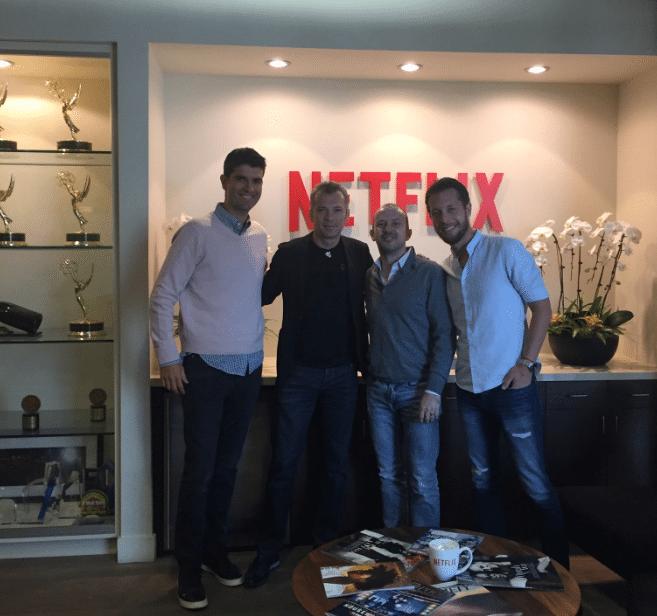 CEO de Chivas se reúne con Netflix… ¿se aproxima una alianza?