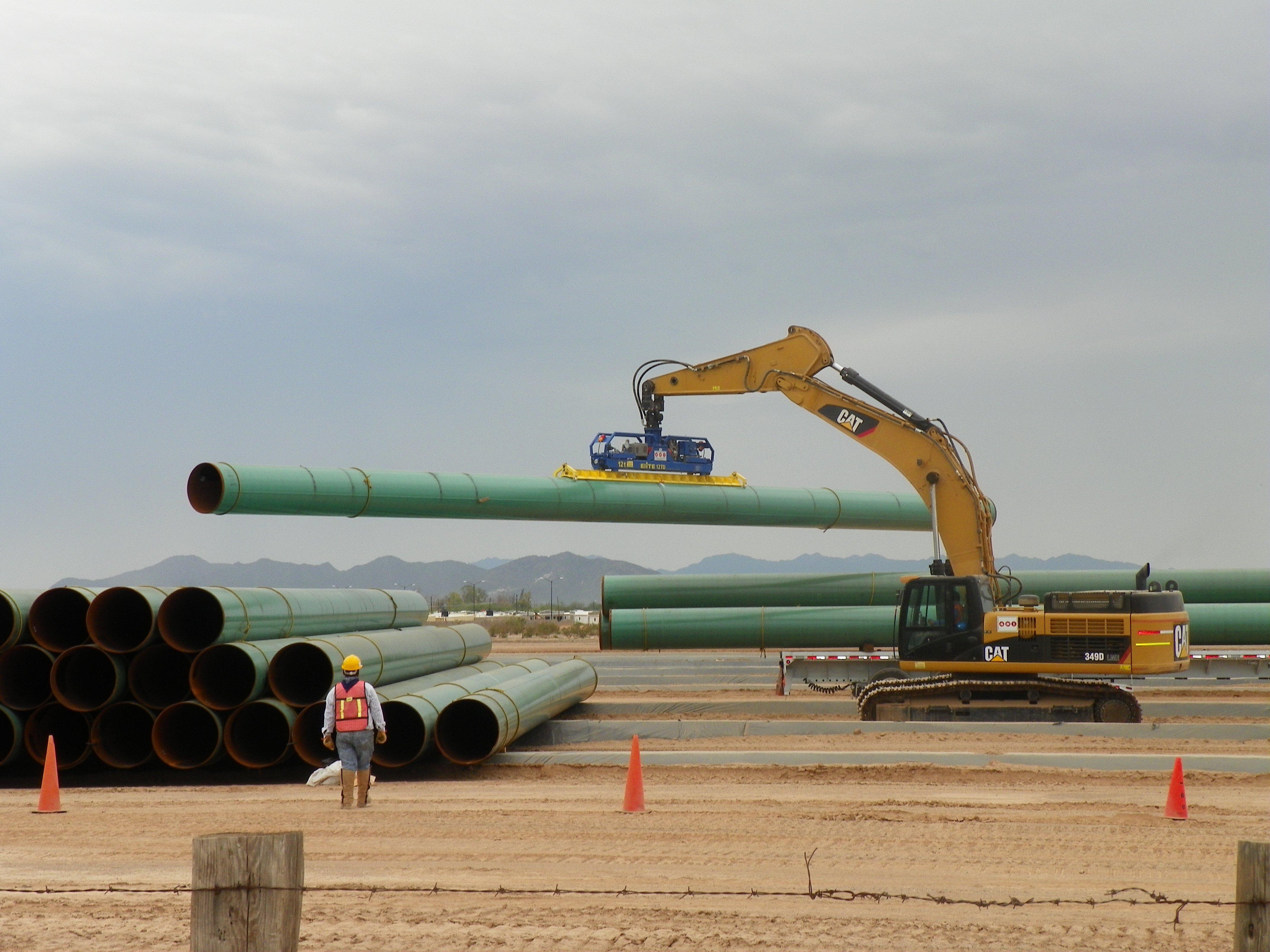 IEnova niega demanda contra CFE por gasoducto