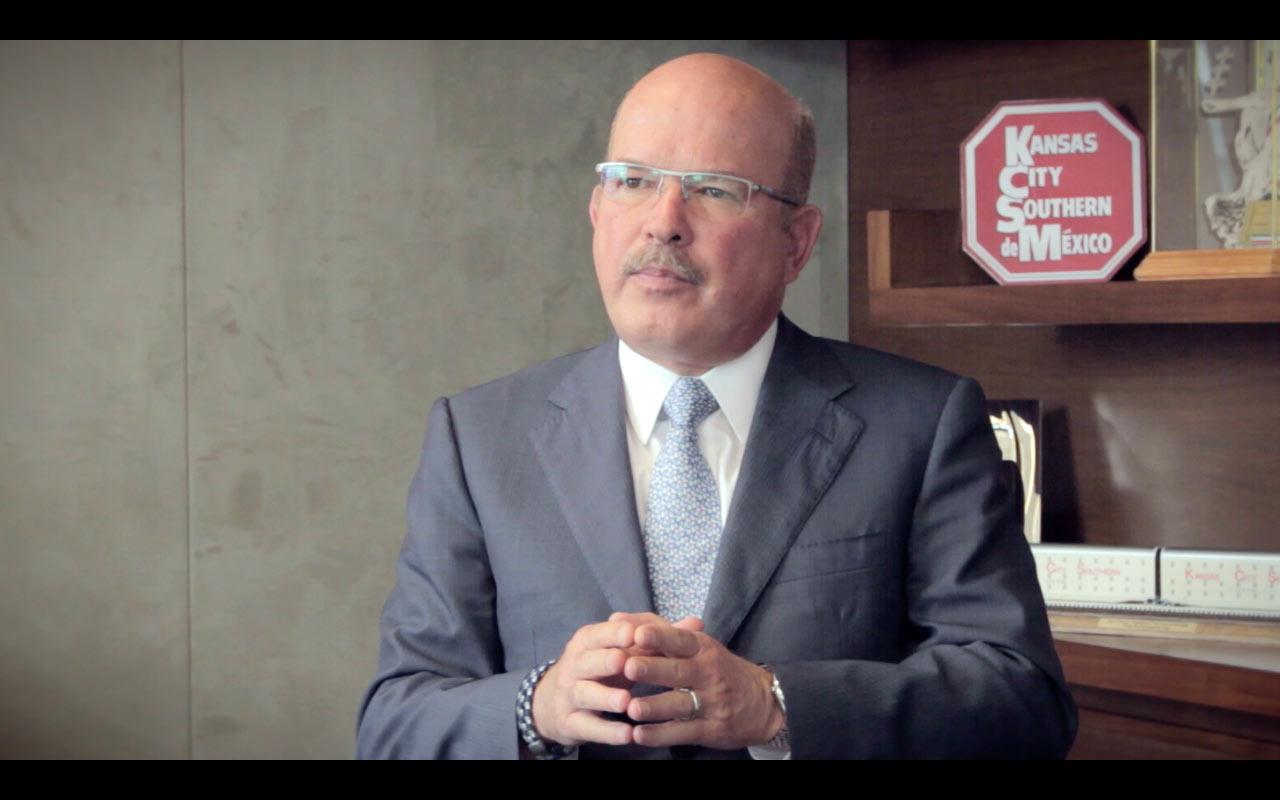 México está destinado a ser un hub logístico mundial: KCSM