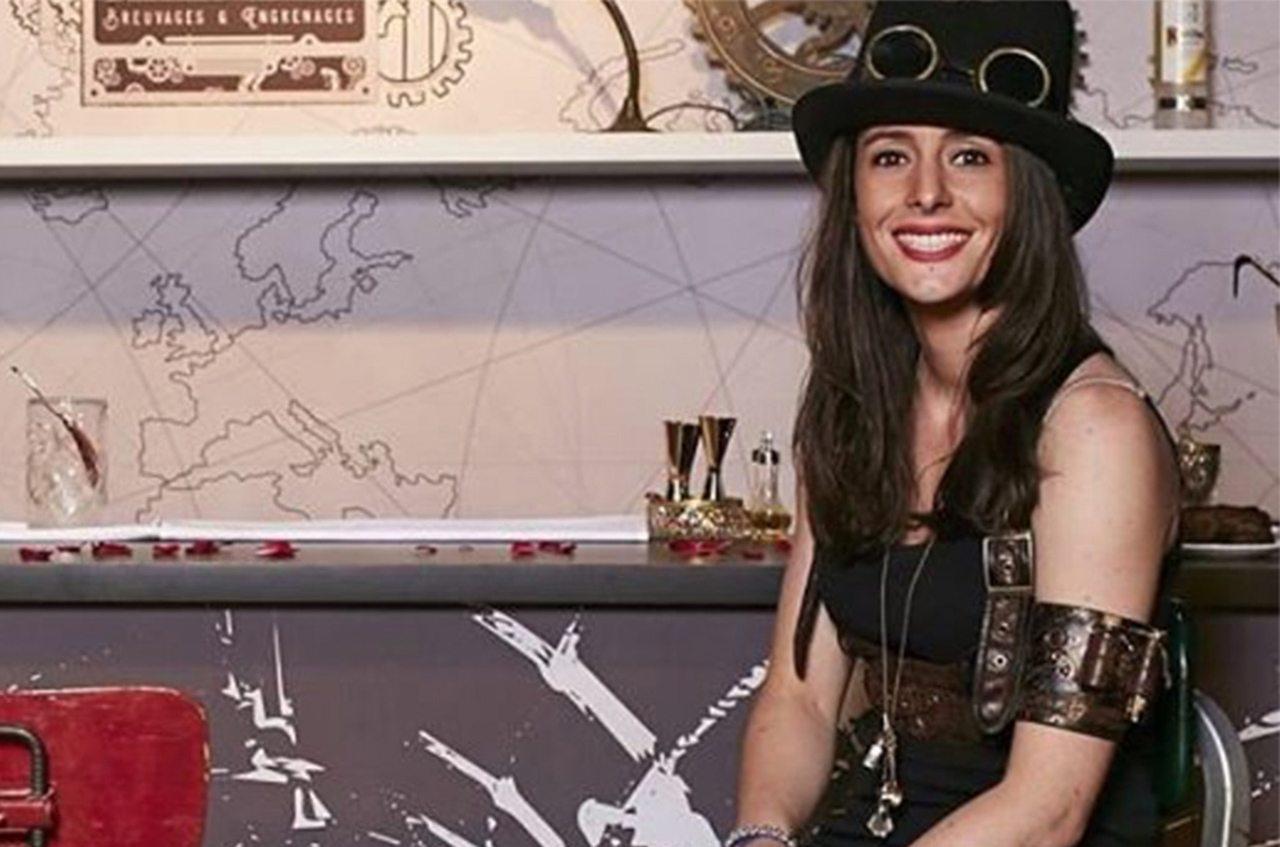 La primera mujer en ser nombrada como la mejor bartender del mundo
