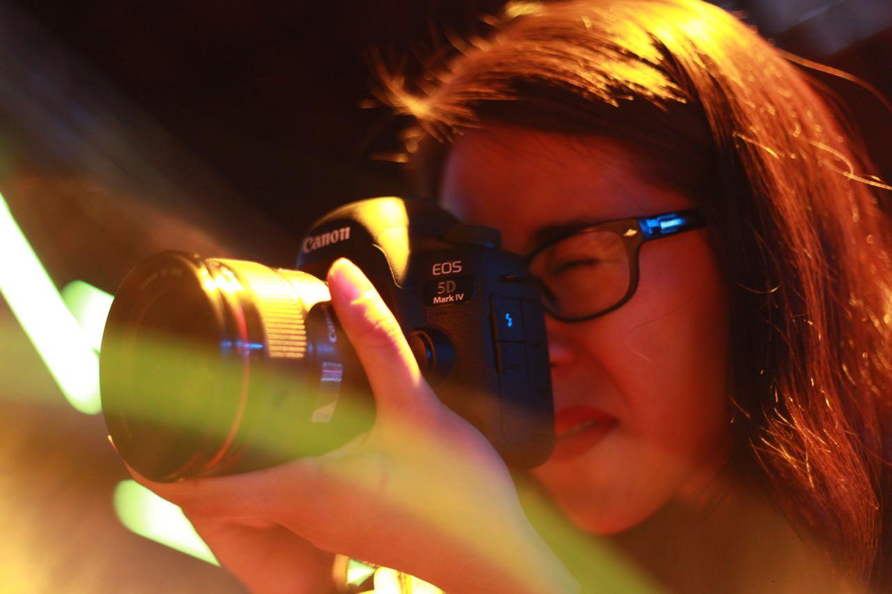 Canon apuesta por una cámara para la nueva generación de información