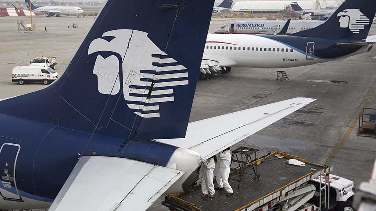 Delta ya posee el 36.2% de Grupo Aeroméxico