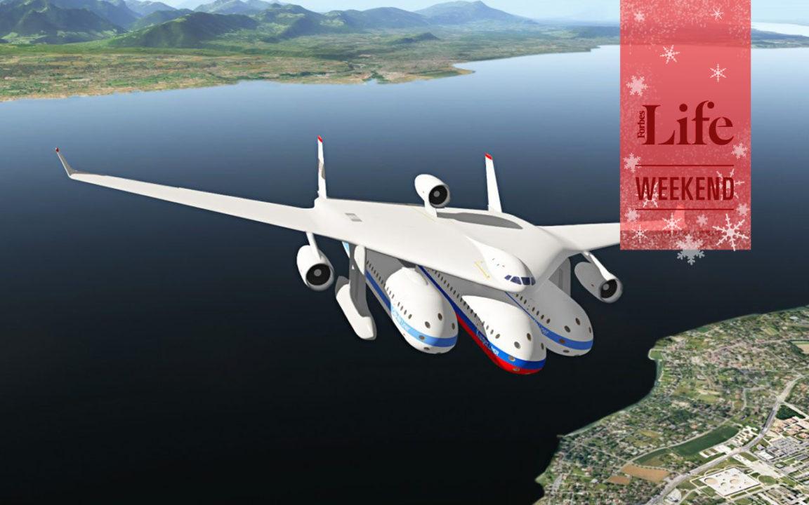 El avión que eliminaría las filas en los aeropuertos
