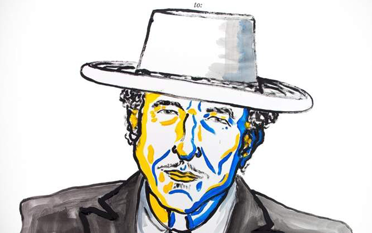 Bob Dylan es galardonado con el premio Nobel de Literatura 2016