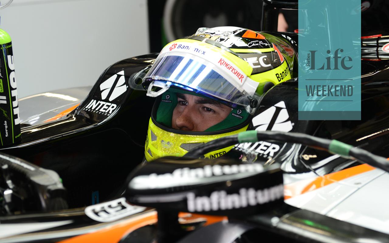 Checo Pérez confía que equipo de AMLO dará continuidad a F1 en México