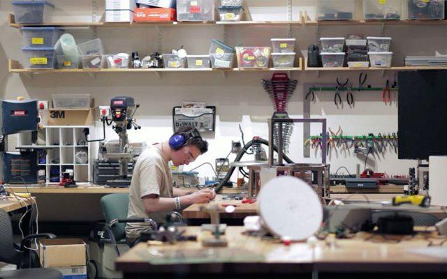 Estudiante del MIT. (Foto: Cortesía de la universidad.)