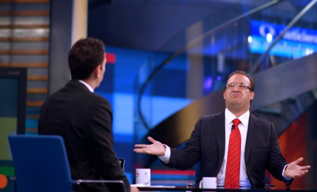 PRI expulsa a Javier Duarte