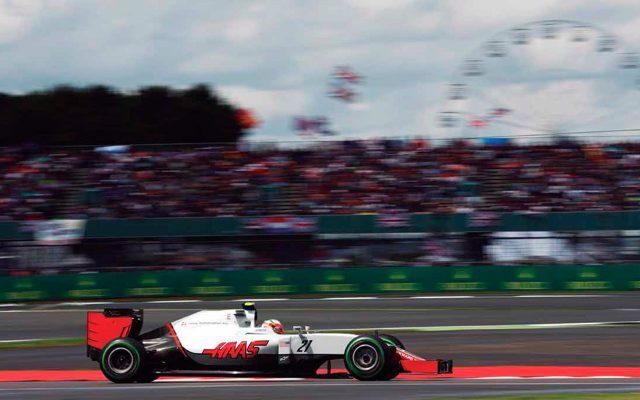 Fórmula 1. (Foto: Haas.)