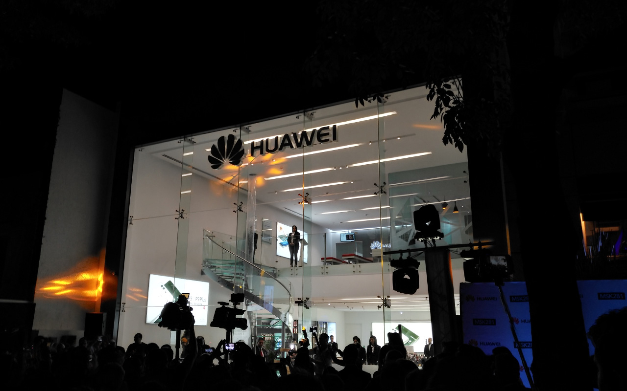 Huawei ya vende más smartphones que Nokia y Sony en México