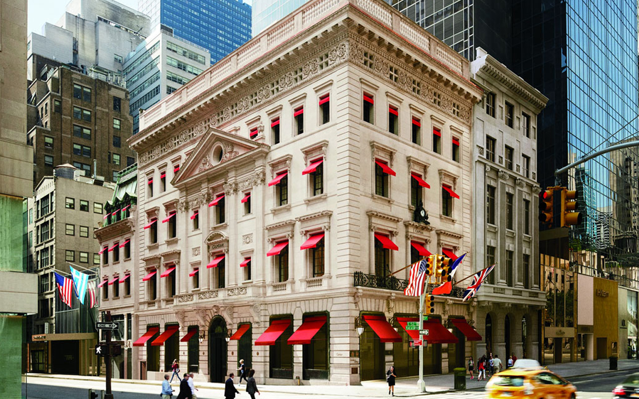 Lo que no sabías de la reapertura de la mansión de Cartier en NY